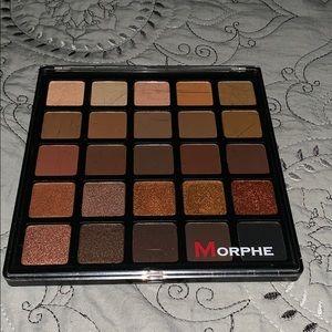 Morphe 25A Copper Spice Palette